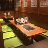 お好み焼きは ここやねん 八尾高美店の雰囲気2