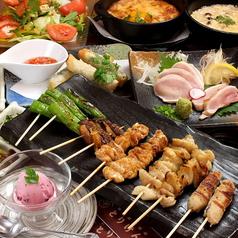 焼き鶏研究処 とりけんのおすすめ料理1