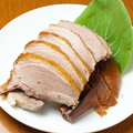 料理メニュー写真台湾風アヒルの釜焼き
