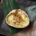 料理メニュー写真蟹グラタン