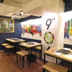 """韓国料理 9""""36 ギュウサム 渋谷店の雰囲気1"""