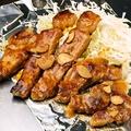 料理メニュー写真三元豚のトンテキ