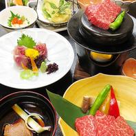 福島を代表する食材を使った≪郡山・福島コース≫