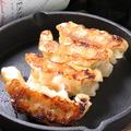 料理メニュー写真オリジナル焼餃子