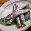 料理メニュー写真北海道ししゃも