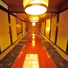 黄桜酒場 かっぱ天国の雰囲気1