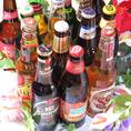 有名どころから珍しいものまで世界のクラフトビールを常時100種ご用意しております!ビール好きも普段あまりビールを飲まない人もお気に入りの一杯が見つかるはず!美味しいビールの飲み比べも◎おしゃれなラベルでも楽しめます!(新宿 / 肉バル / 個室 / 居酒屋 / 宴会 / 女子会 / 誕生日 / 記念日)