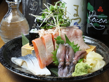 炉端居酒屋 ひかるのおすすめ料理1