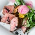 料理メニュー写真【カジュアルコース】前菜2種、鴨&三元豚の盛り合わせを堪能デザート付きコース 全5品