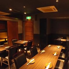 Osaka Osake Dining 鶫の雰囲気1