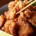 肉汁たっぷり★選べる肉汁鶏唐揚げゴレンジャー♪