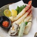 料理メニュー写真天ぷら盛り