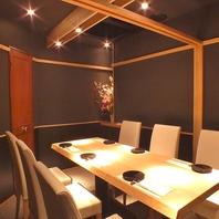 ◆テーブル個室◆