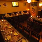 歓送迎会に!★半個室★メインフロア貸切OK!!個室空間でWAIWAIパーティ!★新宿での貸切宴会に最適なフロア席をご用意しております!