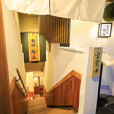 やまぐち山海の恵み 別邸福の花 赤坂店の雰囲気1
