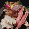 料理メニュー写真タラバ蟹