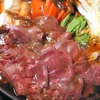 会社宴会に人気◎牛タンすき焼き,、牛タンしゃぶしゃぶ