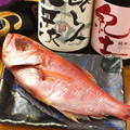 料理メニュー写真天燻の金目鯛
