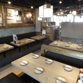 風合いのある店内はぬくもりをもたらす和みの空間★くつろぎの掘りごたつは、会社宴会、ご家族でのお食事会など、様々なシーンに人気です。
