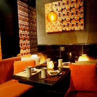 ◆寛ぎ個室×最大35名様◆~会社宴会・デート・歓迎会~