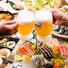 個室居酒屋 海楽水産 栄 SAKAEのコース写真