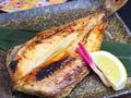 料理メニュー写真北海道産 縞ほっけ