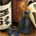 【おすすめ5】全国から厳選した日本酒!料理との相性は抜群です。