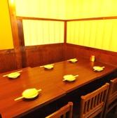 テーブル席:5~6名様