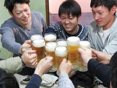 人心庵 酒肴 居酒屋の雰囲気1