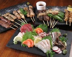 魚太郎鶏次郎 黒崎店のおすすめ料理1