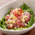 料理メニュー写真■ねぎ塩マグロ