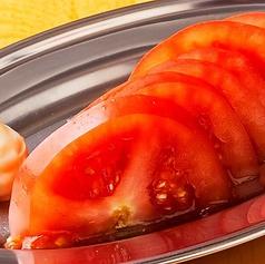 冷やしトマトスライス