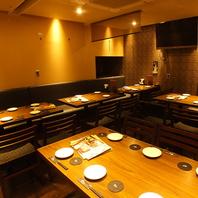 【最大25名様個室】お昼の宴会もご予約承ります♪