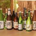 日本酒のほか、八海山泉ビールもおススメです。新潟県南魚沼市の地ビールですが、喉越しがよくどんなお料理にも相性抜群です!ご来店の際にはぜひお試しください。