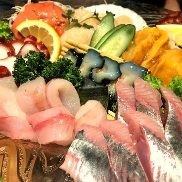 海ごはん しまかのおすすめ料理1