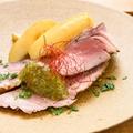 料理メニュー写真牛のアロスト イタリア版ローストビーフ