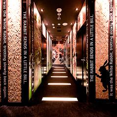 不思議の国の宮殿 FANTASY KINGDOM PALACE 渋谷店の写真