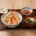 料理メニュー写真中野天丼