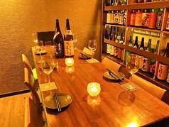 日本酒バル 新家 本八幡店の雰囲気1