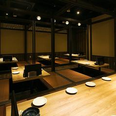本格寿司食べ放題 きんのだし 秋葉原店の雰囲気1