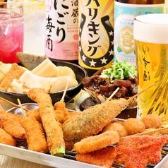 大衆串カツ酒場 ふみば 南浦和店のおすすめ料理1