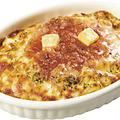 料理メニュー写真濃厚チーズグラタン&ドリア