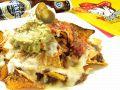 料理メニュー写真メキシコの英雄パンチョビラのナチョス