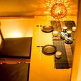 接待やご宴会にも最適な落ち着いた個室空間は20名様まで対応しております。上質な和空間で華やかな越後料理をお愉しみください。