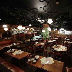 モンスーンカフェ 渋谷店の雰囲気1