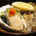 料理メニュー写真生牡蠣258円