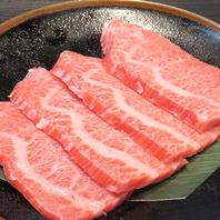 黒毛和牛カルビが食べ放題で食べれる!!