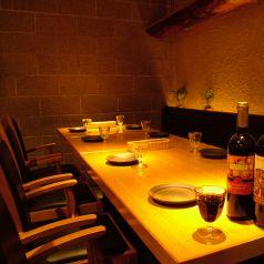 ◆6~10名様:テーブル席◆6名テーブル席もあります