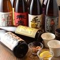 【宮崎焼酎】他ではなかなか味わえない珍しい宮崎焼酎もじとっこ組合では堪能できます。