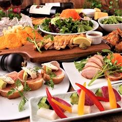 和個室肉バル ミートチーズ酒場 福山店のコース写真